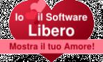 Amo il Software Libero