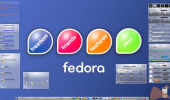 Questo il mio attuale desktop